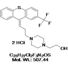 cis-(Z)-Flupenthixol Dihydrochloride