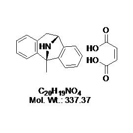 (+)-MK-801 hydrogen maleate