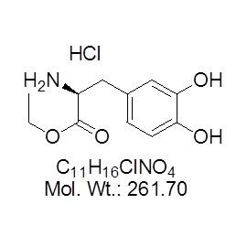 Etilevodopa Hydrochloride