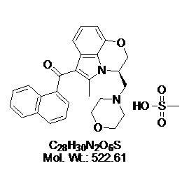 WIN-55212-2 Mesylate