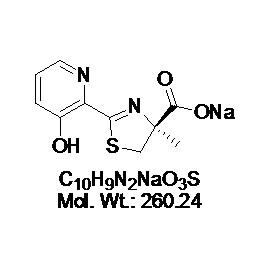 Desferrithiocin