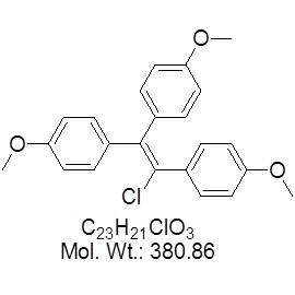 Chlorotrianisene