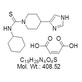 Thioperamide maleate