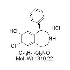 Nor-R-(+)-SCH-23390 hydrochloride