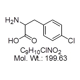Fenclonine (PCPA)
