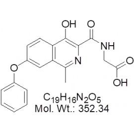 FG-4592 (Roxadustat)