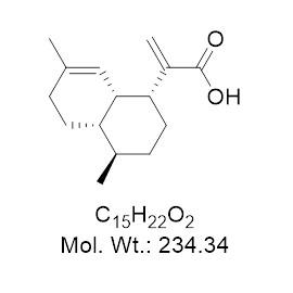 Artemisinic acid