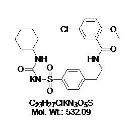 Glybenclamide Potassium Salt