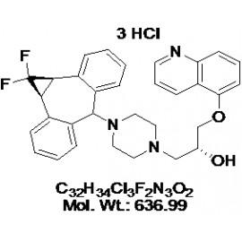 Zosuquidar trihydrochloride