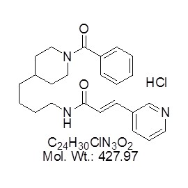FK-866 Hydrochloride