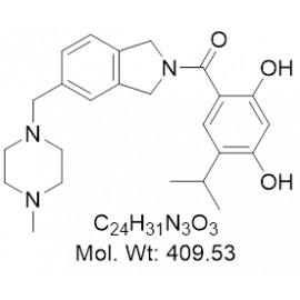 Onalespib (AT13387)