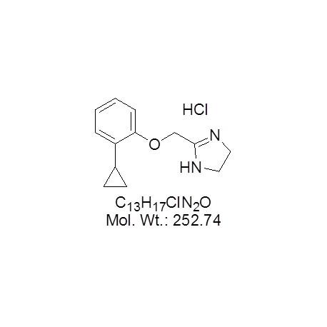 Cirazoline hydrochloride