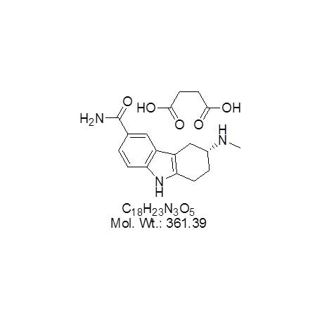 Frovatriptan succinate