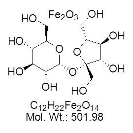 Ferrivenin (Iron sucrose)