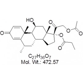 Methylprednisolone Aceponate