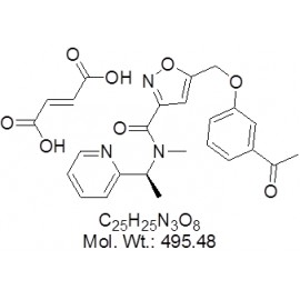 ML381 (VU0488130) Fumarate