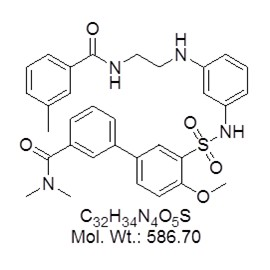 MDK5220 (Orexin 2 Receptor Agonist)