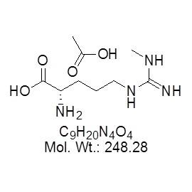 L-NMMA acetate