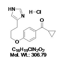Ciproxifan hydrochloride