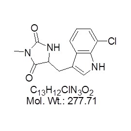 Necrostatin-2 racemate (7-Cl-O-Nec1)
