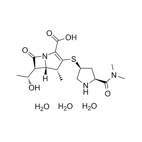 Meropenem trihydrate