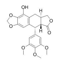 (-)-beta-Peltatin
