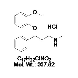 Nisoxetine hydrochloride