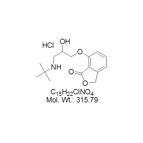 DL-071-IT (Afurolol Hydrochloride)