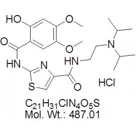 Acotiamide hydrochloride