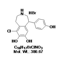Fenoldopam hydrobromide